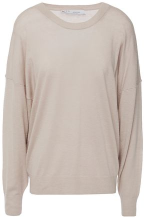 IRO Merino wool, cashmere and silk-blend sweater
