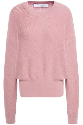IRO Ribbed cotton-blend sweater