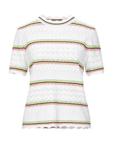 Фото - Женский свитер CUBIC белого цвета