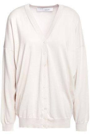 IRO Silk and cotton-blend cardigan