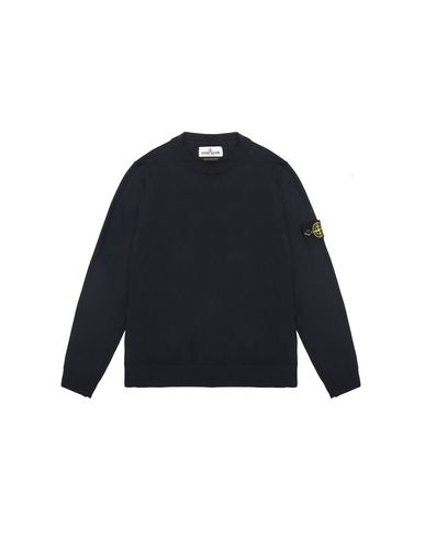 STONE ISLAND JUNIOR Sweater Herr 502A4 f