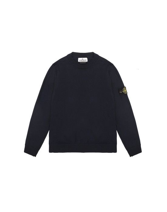 STONE ISLAND JUNIOR 502A4 Sweater Man