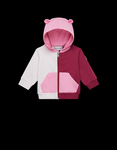 SWEATSHIRT Pink Baby 0-36 months - Girl Woman