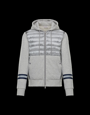 CARDIGAN Light grey Sweatshirts