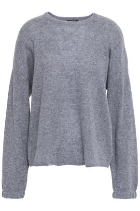 ATM ANTHONY THOMAS MELILLO Mélange cashmere sweater