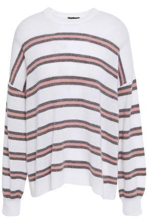 ATM ANTHONY THOMAS MELILLO Striped cashmere sweater