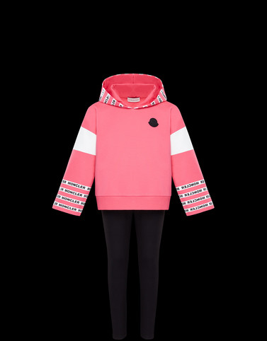 ALL IN ONE Pink Kids 4-6 Years - Girl Woman