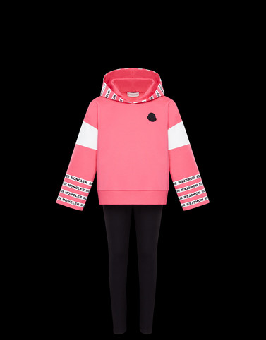 ALL IN ONE Pink Junior 8-10 Years - Girl Woman