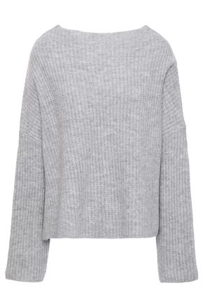 REBECCA MINKOFF Mélange knitted sweater