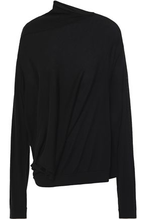 McQ Alexander McQueen Knotted wool sweater