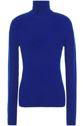 McQ Alexander McQueen Ribbed wool turtleneck sweater