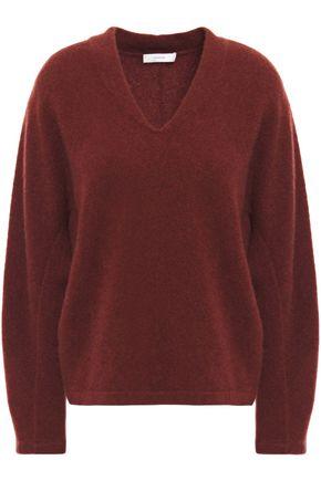 VINCE. Mélange cashmere sweater