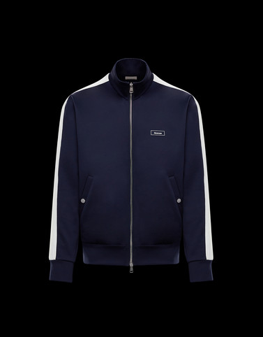 CARDIGAN Dark blue Tracksuit Man