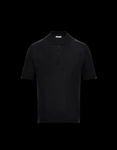 POLO Black Category Polo-necks Man