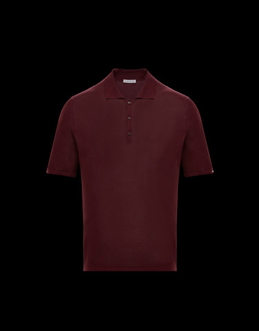 POLO Bordeaux Category Polo-necks Man