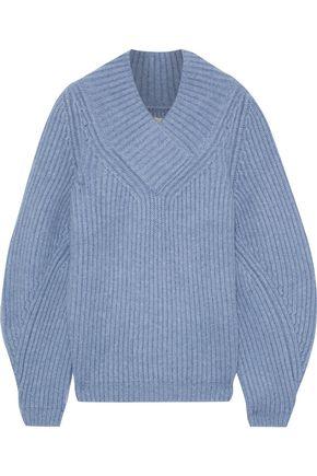 KHAITE Carlito ribbed cashmere sweater