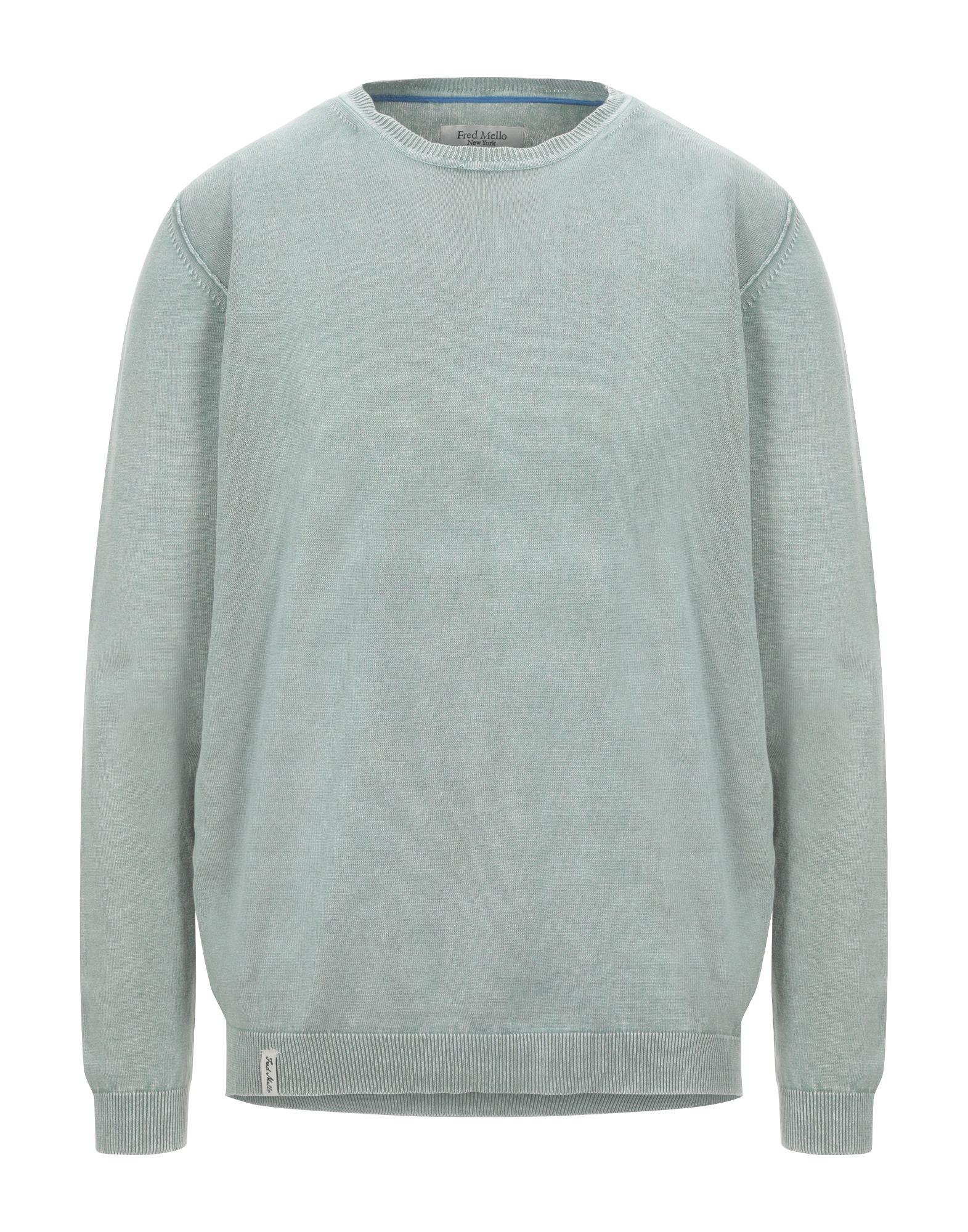 FRED MELLO Свитер fred mello свитер