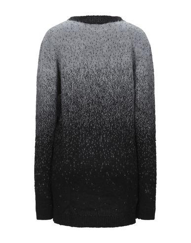Фото 2 - Женский свитер MNML COUTURE серого цвета