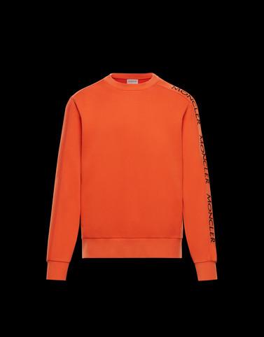 运动服 橙色 针织衫及抓绒衫 男士