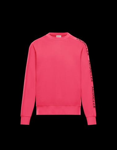 SWEATSHIRT Fuchsie Kategorie Sweatshirts Herren
