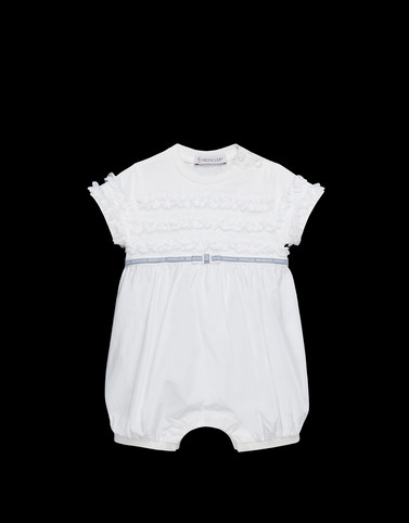 ROMPERS White Baby 0-36 months - Girl Woman