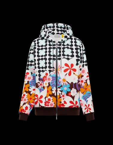 KNIT CARDIGAN Multicoloured 8 Moncler Richard Quinn Woman