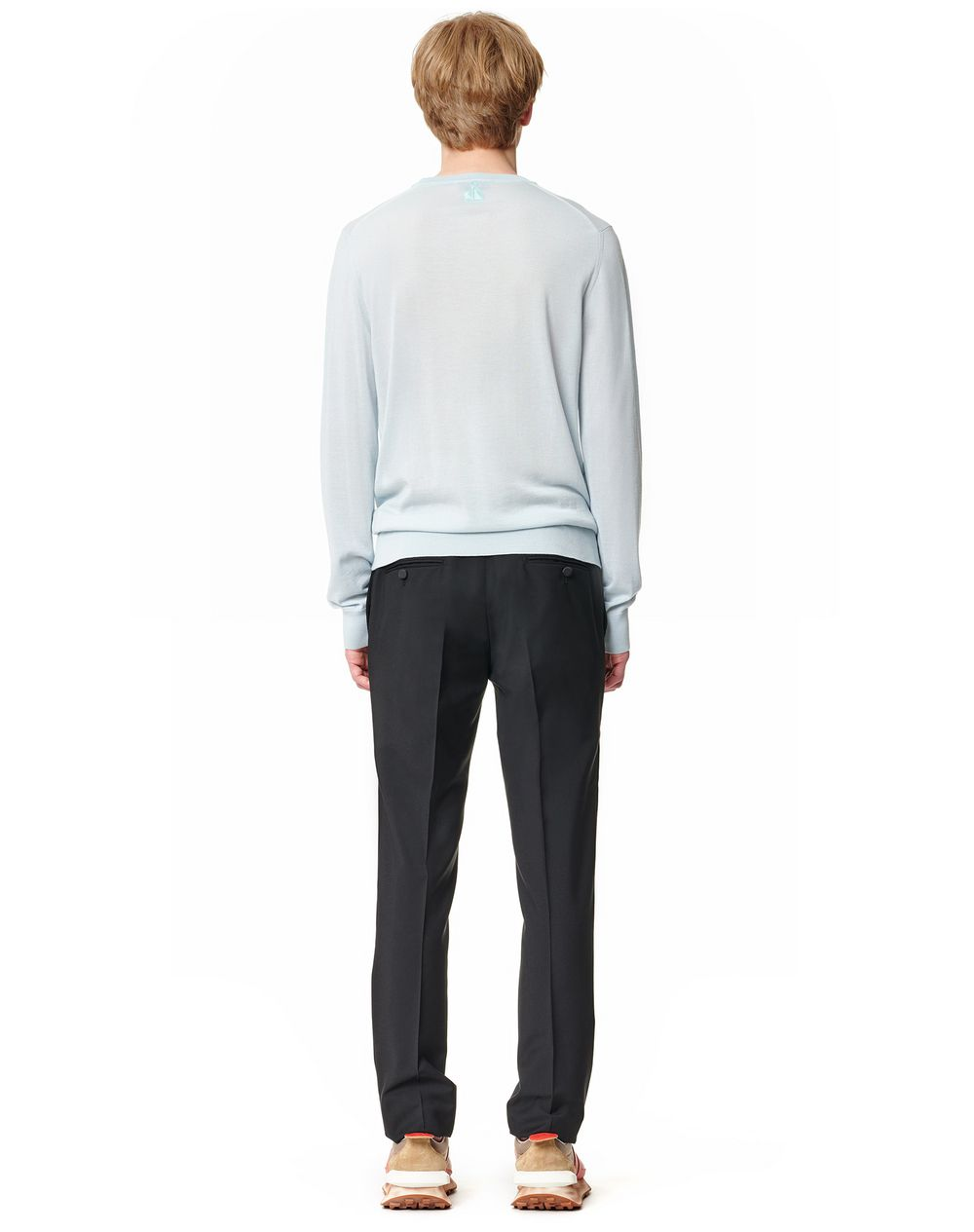 WOOL KNITTED SWEATER - Lanvin
