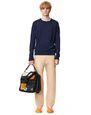 LANVIN Knitwear & Sweaters Man WOOL KNITTED SWEATER f
