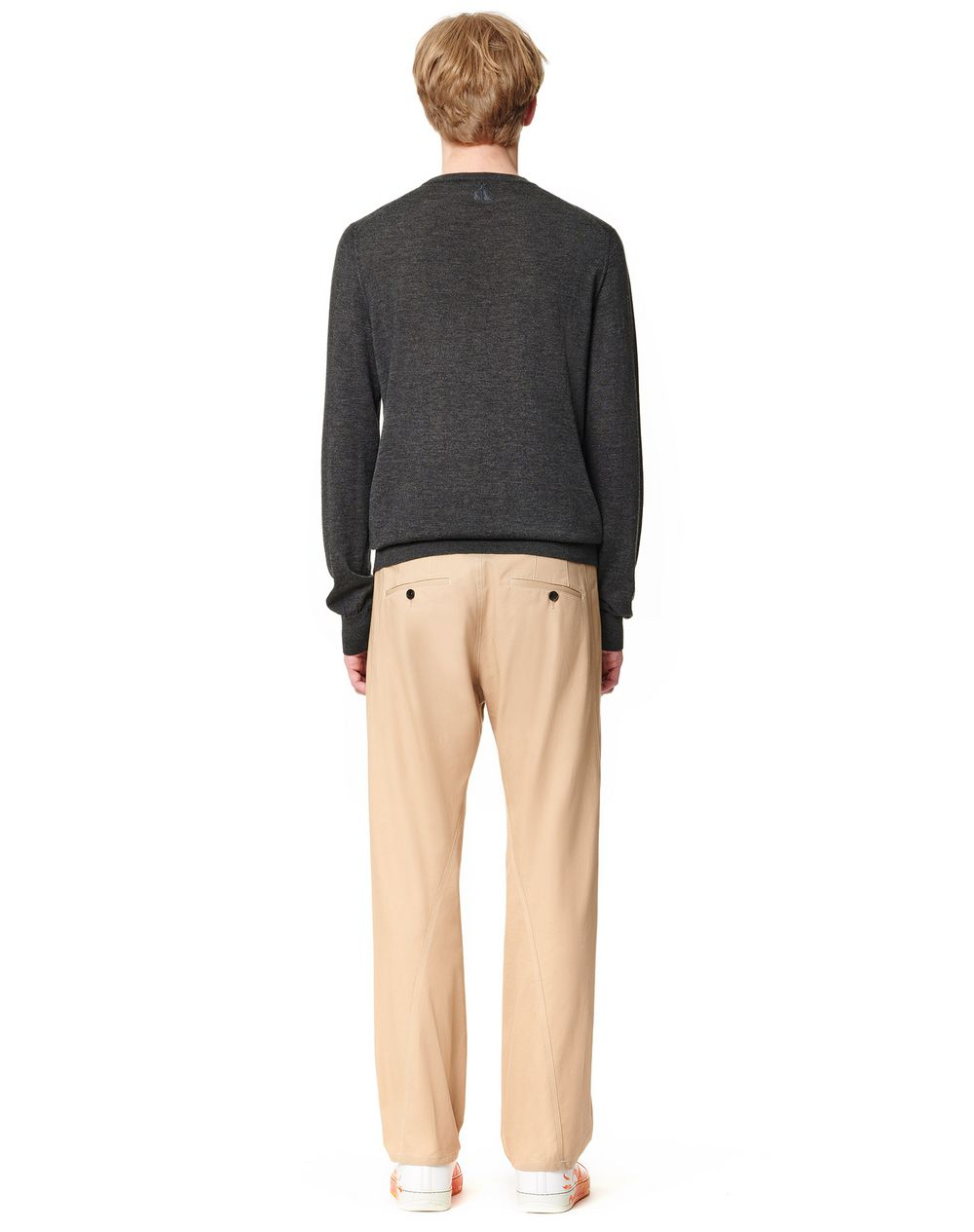 CASHMERE KNITTED SWEATER - Lanvin