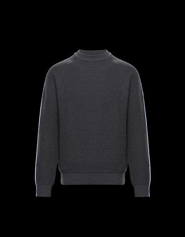 Pullover mit Rundkragen Grau New in Herren