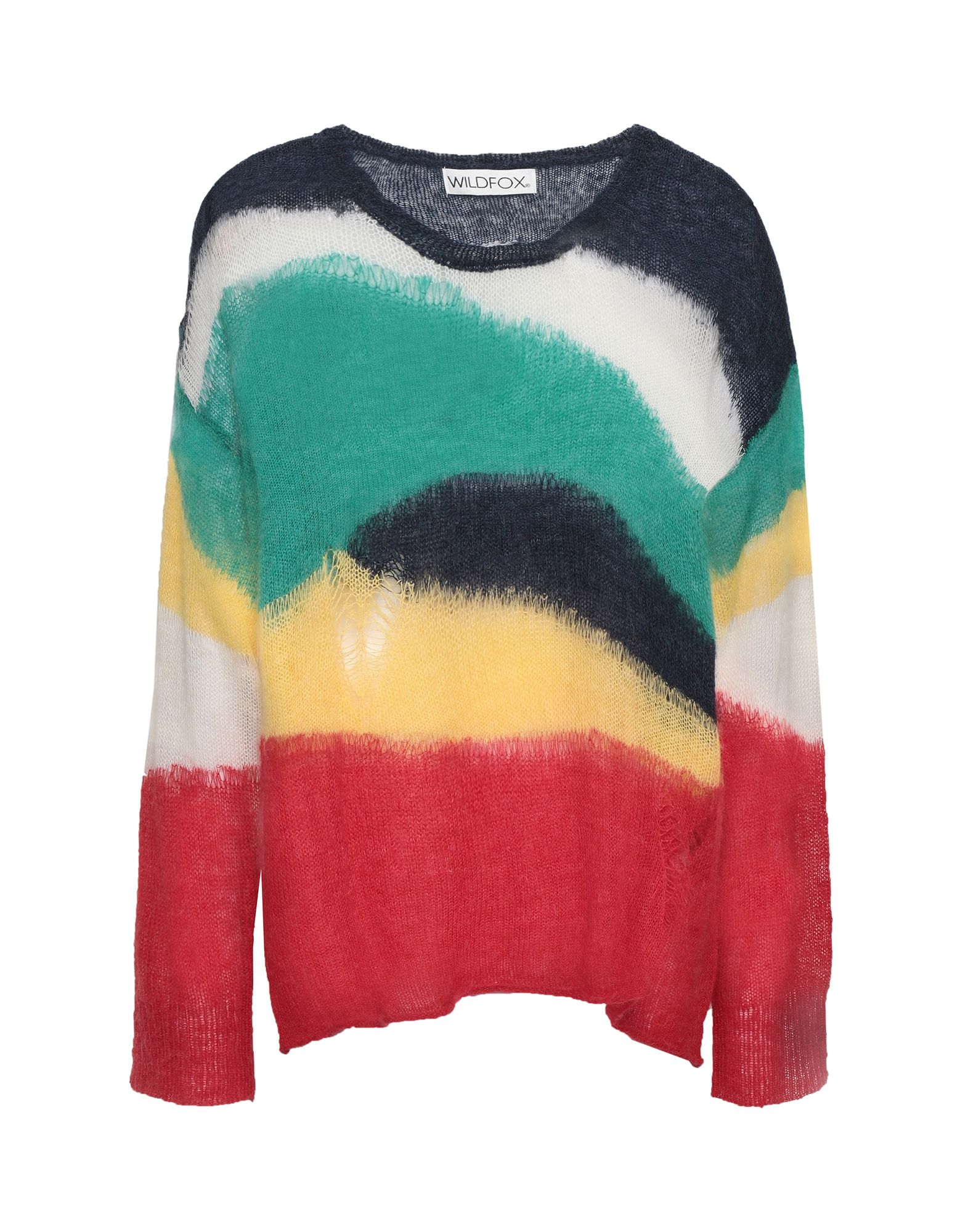 WILDFOX Свитер wildfox непринужденный свитер
