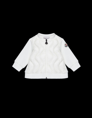 PADDED CARDIGAN White Baby 0-36 months - Girl Woman