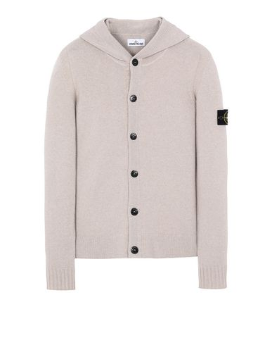 STONE ISLAND 506A3 Sweater Man Gray USD 328