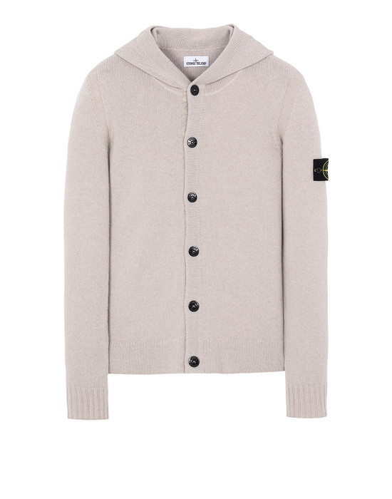 STONE ISLAND 506A3 Sweater Man Grey