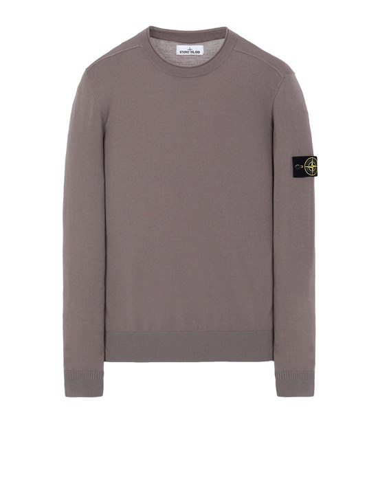 STONE ISLAND 511A1 Sweater Man Mud