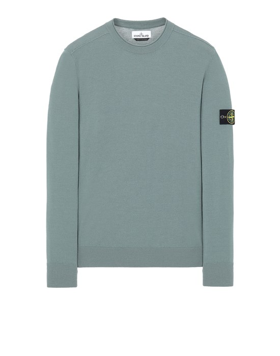 STONE ISLAND 511A1 Sweater Herr Salbei