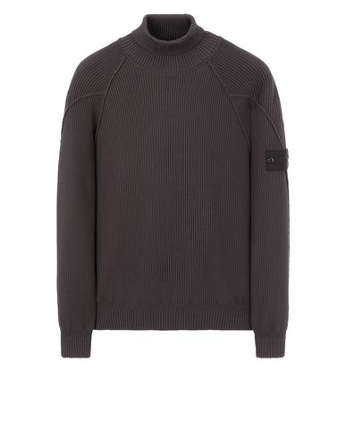 STONE ISLAND 582FA GHOST PIECE Sweater Man Dark Brown EUR 319