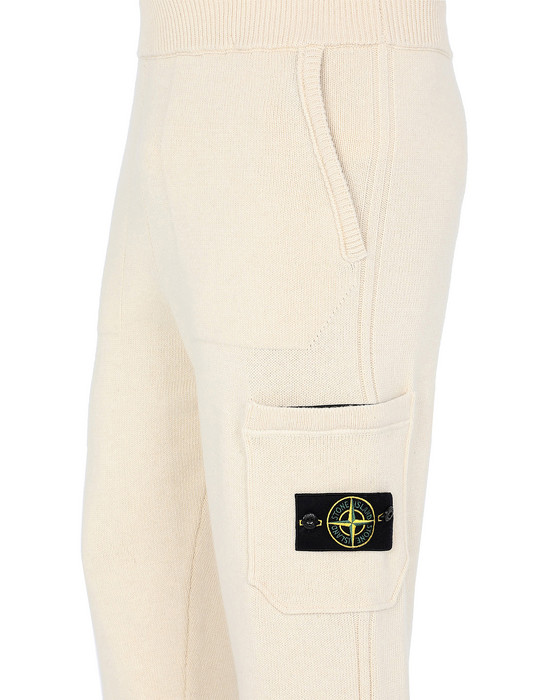 14057846eb - PANTS - 5 POCKETS STONE ISLAND