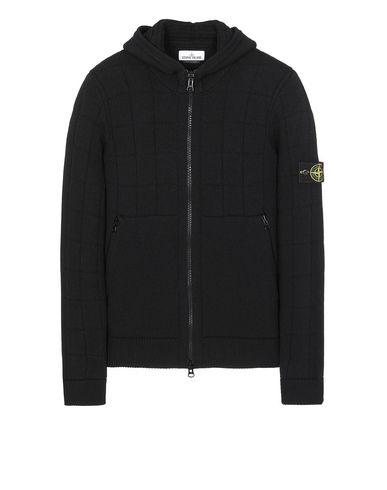 STONE ISLAND 579B7 Sweater Man Black USD 443