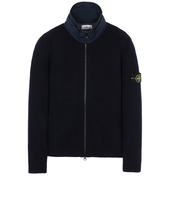 Sweater Man 551A3 Front STONE ISLAND