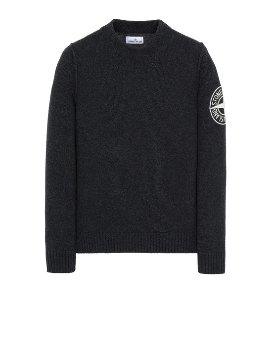 Sweater Man 592C7 Front STONE ISLAND