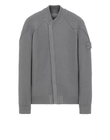 STONE ISLAND 583FA GHOST PIECE Sweater Man Dark Grey EUR 412