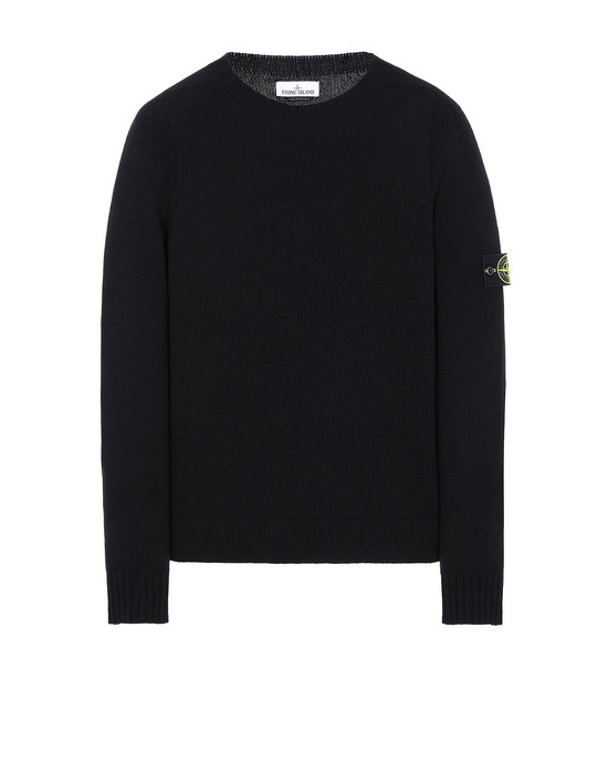 Sweater Man 505A3 Front STONE ISLAND