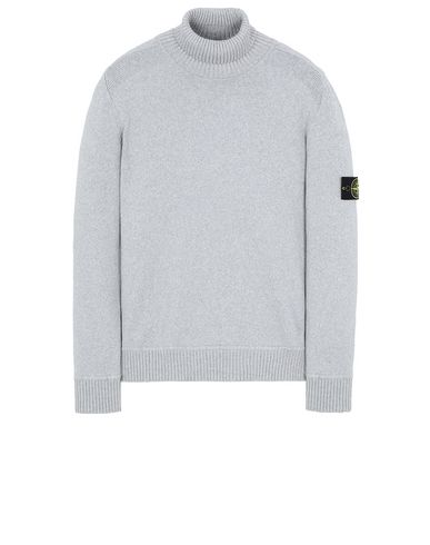 STONE ISLAND 542A2 Sweater Man Gray USD 455