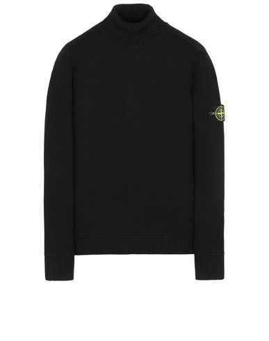 STONE ISLAND 542A2 Sweater Man Black EUR 237