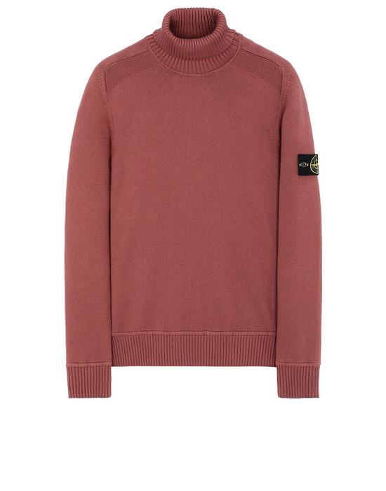STONE ISLAND 542A2 Sweater Man Dark Burgundy