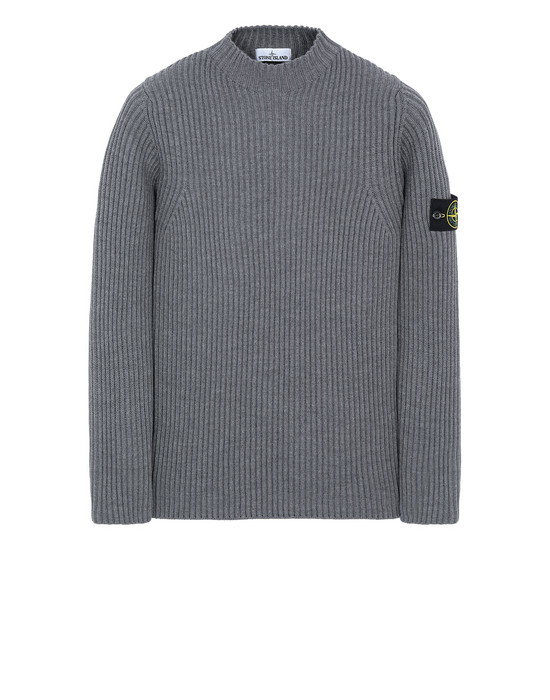 STONE ISLAND 517C2 Sweater Man Gray