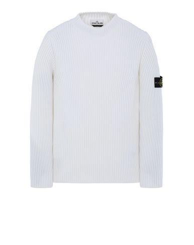 STONE ISLAND 517C2 Sweater Man Natural White USD 253