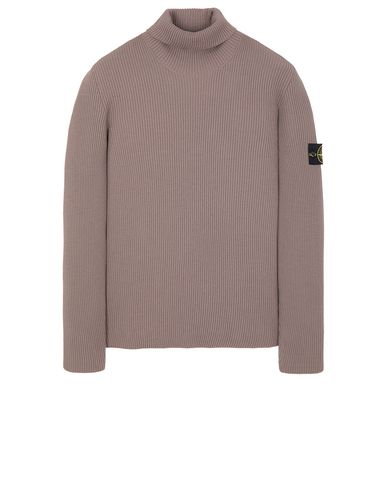 STONE ISLAND 522C2 Sweater Man Mud EUR 223