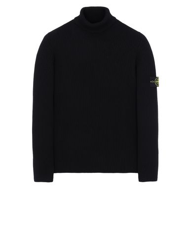 STONE ISLAND 522C2 Sweater Man Black EUR 223
